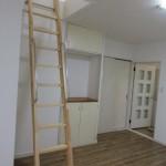 グルニエへのはしご