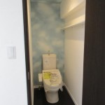 トイレ新品!
